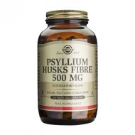PSYLLIUM HUSKS FIBRE 500mg veg.200caps SOLGAR