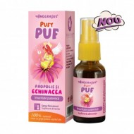 PUFY PUF PROPOLIS&ECHINACEA FARA ALCOOL SPRAY 20ML DACIA PLANT