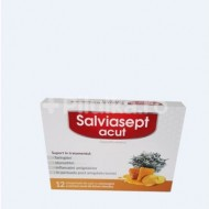 SALVIASEPT ACUT 12CPR ZDROVIT