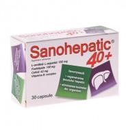 SANOHEPATIC 40+ 30CPS ZDROVIT