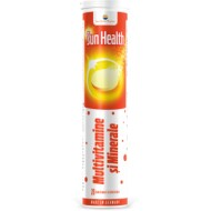 SUN HEALTH MULTIVITAMINE SI MINERALE 20CPR EFERVESCENTE  SUN WAVE PHARMA