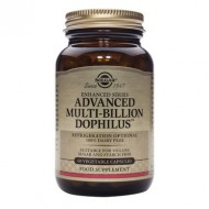 ADVANCED MULTIBILLION DOPHILUS veg. 60cps SOLGAR