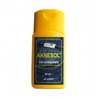 AKNESOL GEL ANTIACNEIC 60ML QUANTUM PHARM