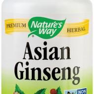 ASIAN GINSENG 50CPS SECOM