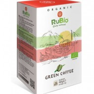 CAFEA VERDE (BIO) 20DZX2GR (RUBIO) VEDDA