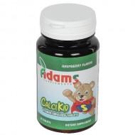 CALCIKID 30CPR MASTICABILE 1+1 GRATIS ADAMS VISION