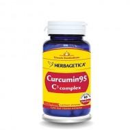 CURCUMIN 95 C3 COMPLEX 30CPS HERBAGETICA