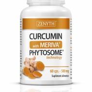 CURCUMIN WITH MERIVA PHYTOSOME 60CPS ZENYTH