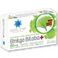 GINKGO BILOBA+ 80MG 30CPR HELCOR