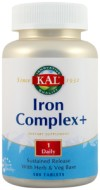 IRON COMPLEX+ 100 tablete Secom