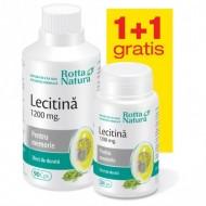 LECITINA 1200mg 90cps +30CPS GRATIS ROTTA NATURA