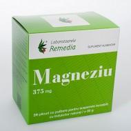 MAGNEZIU 375MG 20DZ REMEDIA