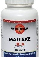 MAITAKE D-FRACTION 120cps SECOM