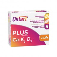 OSTART PLUS CA+K2+D3 20CPR FITERMAN