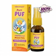PUFY PUF PROPOLIS&MUSETEL FARA ALCOOL SPRAY 20ML DACIA PLANT