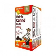 ULEI CATINA FORTE 600MG 30CPS HELCOR