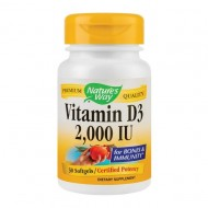 VITAMIN D3 2000UI (ADULTI) 30CPS moi SECOM