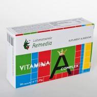 VITAMINA A COMPLEX 30CPS REMEDIA