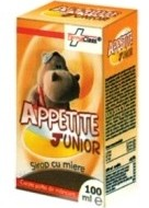 APPETITE JUNIOR- SIROP CU MIERE COPII 100ml FARMACLASS