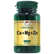 CAL-MAG-ZINC 60CPR COSMOPHARM