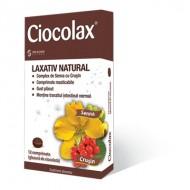 CIOCOLAX - LAXATIV NATURAL 12CPR SOLACIUM PHARMA
