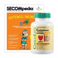 COLOSTRUM WITH PROBIOTICS 50GR SECOM