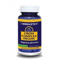 CROM COMPLEX ORGANIC 60CPS HERBAGETICA