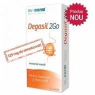 DEGASIL 2GO 20CPR WALMARK