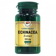 ECHINACEA EXTRACT 500MG 30CPSCOSMOPHARM