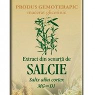 EXTRACT SALCIE SCOARTA 50ML Salix alba cortex MG=D1  PLANTEXTRAKT