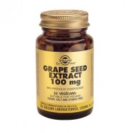 GRAPE SEED EXTRACT 100mg veg.caps 30cps SOLGAR