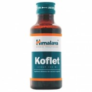 KOFLET SIROP 100ML  HIMALAYA HERBAL