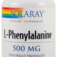 L-PHENYLALANINE 500mg 60 capsule Secom