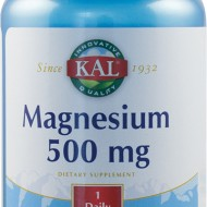MAGNESIUM 500MG 60CPS SECOM