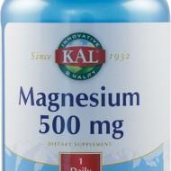 MAGNESIUM 500MG 60CPS SECOM