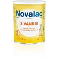 NOVALAC 3 VANILIE 400GR SUN WAVE PHARMA