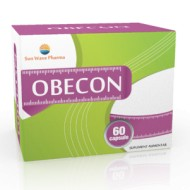 OBECON 60CPS SUN WAVE PHARMA