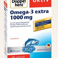 OMEGA 3 EXTRA 1000MG 120CPS DOPPEL HERZ
