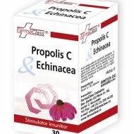 PROPOLIS C ECHINACEEA 30CPS Farmaclass