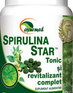 SPIRULINA STAR 50tb STAR INTERNATIONAL