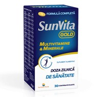 SUNVITA GOLD 30CPR SUN WAVE PHARMA