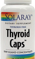 THYROID CAPS 60cps SECOM