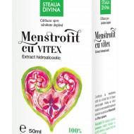 Tinctura MENSTROFIT cu VITEX 50 ml Santo Raphael