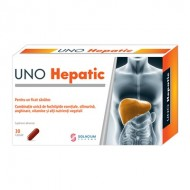 UNO HEPATIC 30CPS SOLACIUM PHARMA
