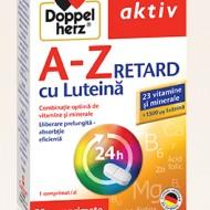 A-Z RETARD CU LUTEINA 30CPR DOPPEL HERZ