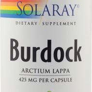 BURDOCK 425MG 100CPS (BRUSTURE)  SECOM