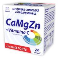 CA+MG+ZN+VITAMINA C FORTE 20DZ ZDROVIT