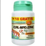 CAL-MAG-ZINC 30CPRCOSMOPHARM