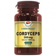 CORDYCEPS 300MG 30CPS  COSMOPHARM