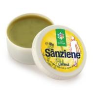 Crema  naturala cu SANZIENE   Cutie 20g Santo Raphael